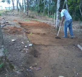 Ruta de senderismo Taubaté