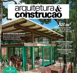 FEBRUARY - 2016 - REVISTA ARQUITETURA & CONSTRUÇÃO