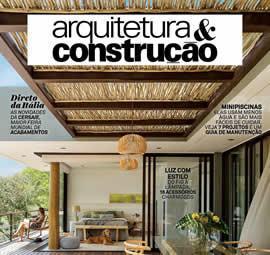 NOVIEMBRE - 2015 - REVISTA ARQUITETURA & CONSTRUÇÃO