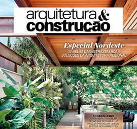 JANEIRO - 2016 - REVISTA ARQUITETURA & CONSTRUÇÃO